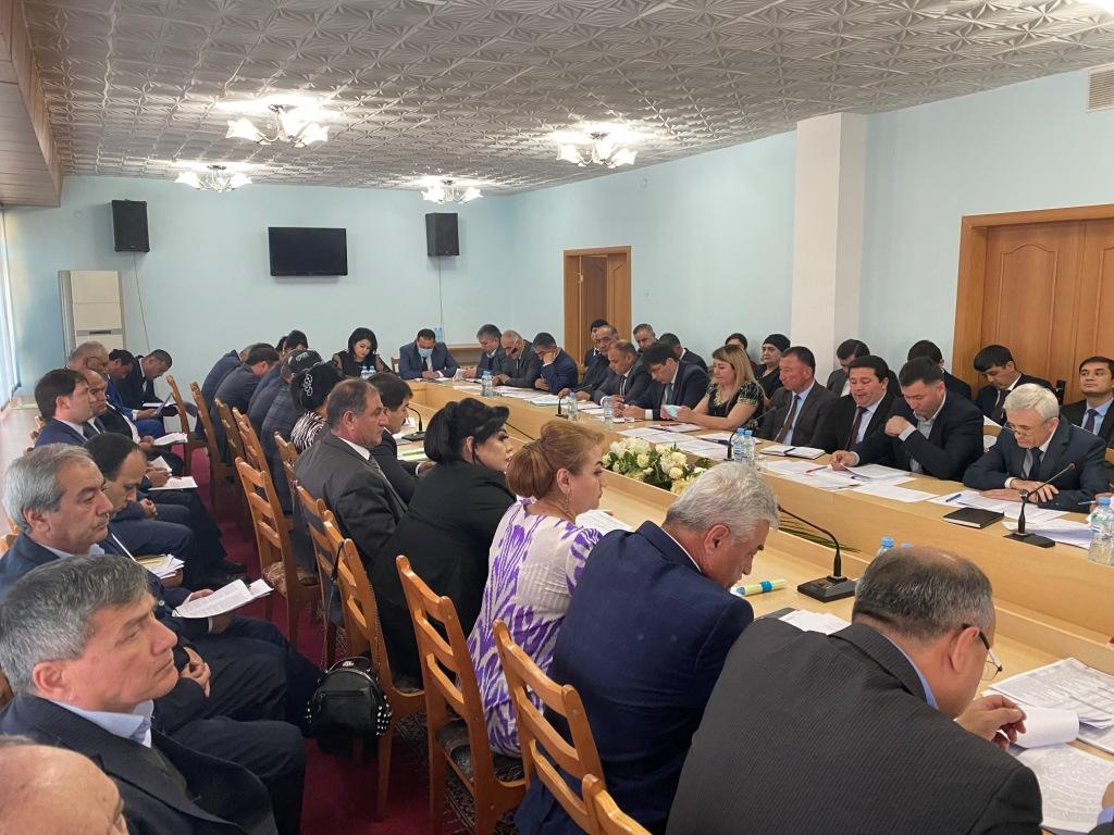 Маҷлиси Шӯрои Иттифоқи Тоҷикматлубот